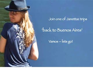 Back to Buenos Aries - Janetta